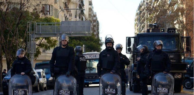 G20 em Buenos Aires Segurança