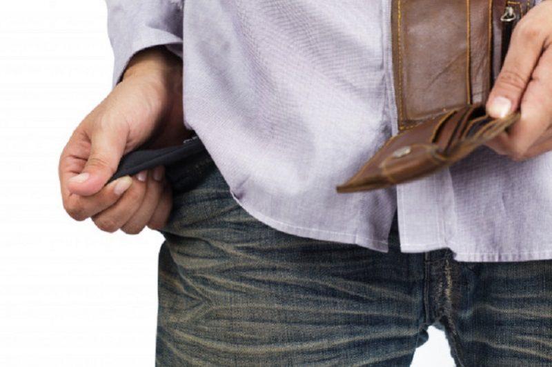 perdi o papel da imigração-mão-no-bolso