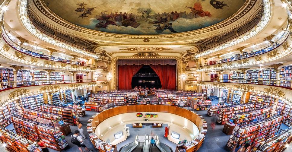 Livraria El Ateneo: A mais Bela da América Latina