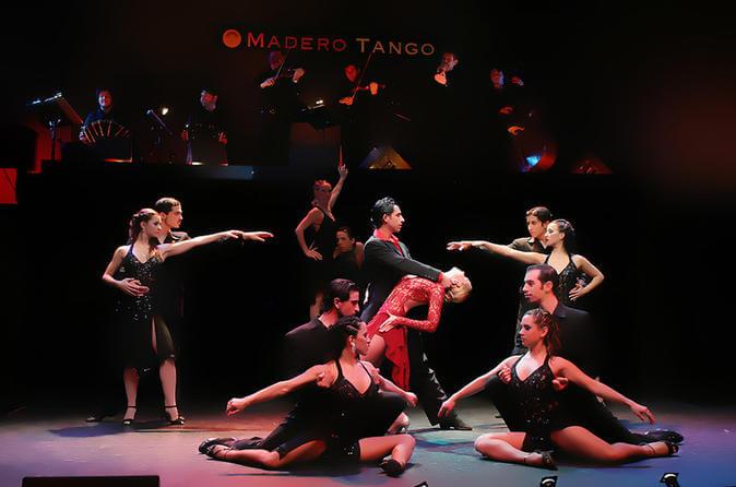 MADERO TANGO 4