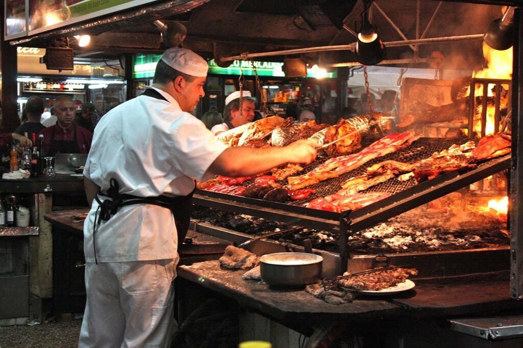 empanadas em Buenos Aires
