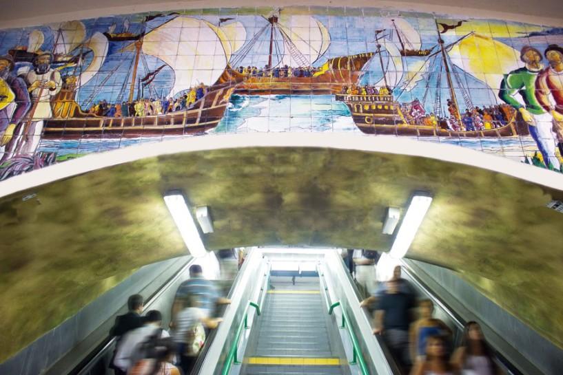 metrô_em_Buenos_Aires_linha_D