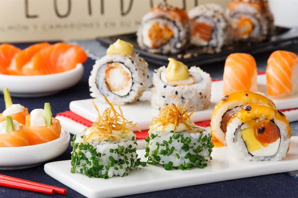 sushi Onde Comer em Buenos Aires