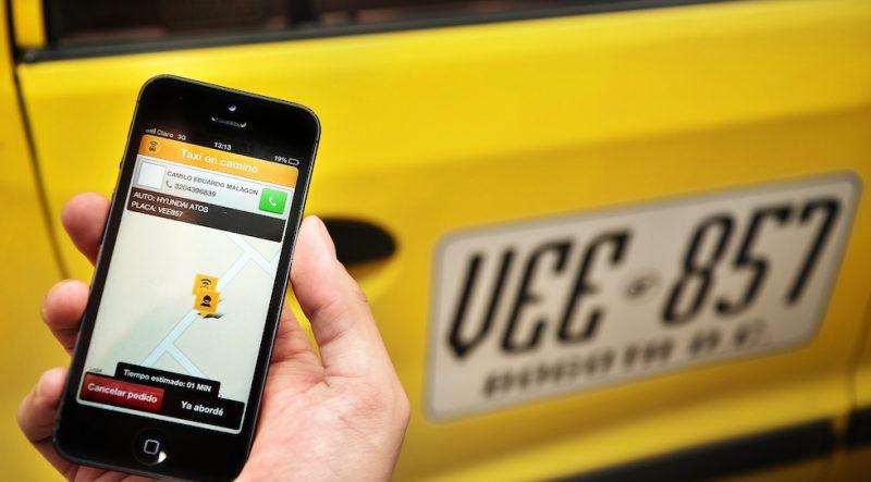 aplicativos de táxi e similares em Buenos Aires