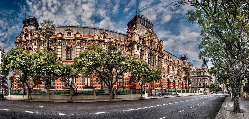 Buenos Aires entre as cidades mais lindas