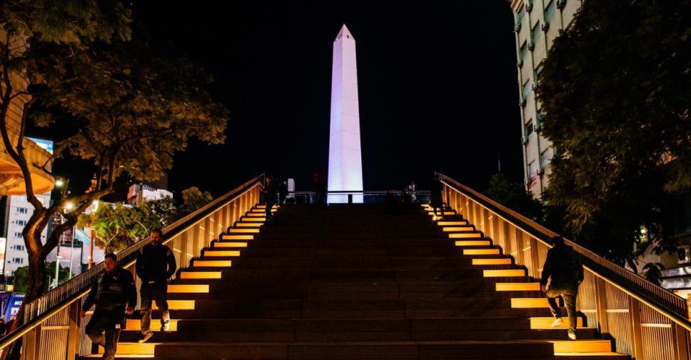 lugares incríveis para fotos em Buenos Aires