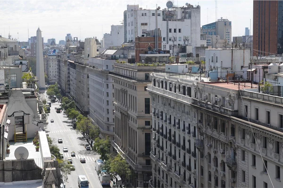 Avenidas de Buenos Aires