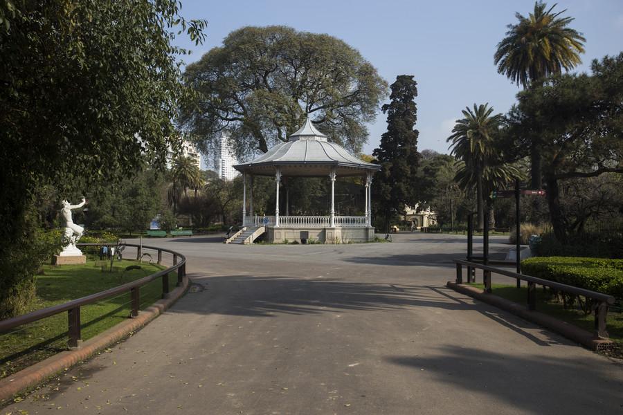 Ecoparque em Palermo