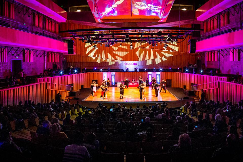 Festival mundial de tango