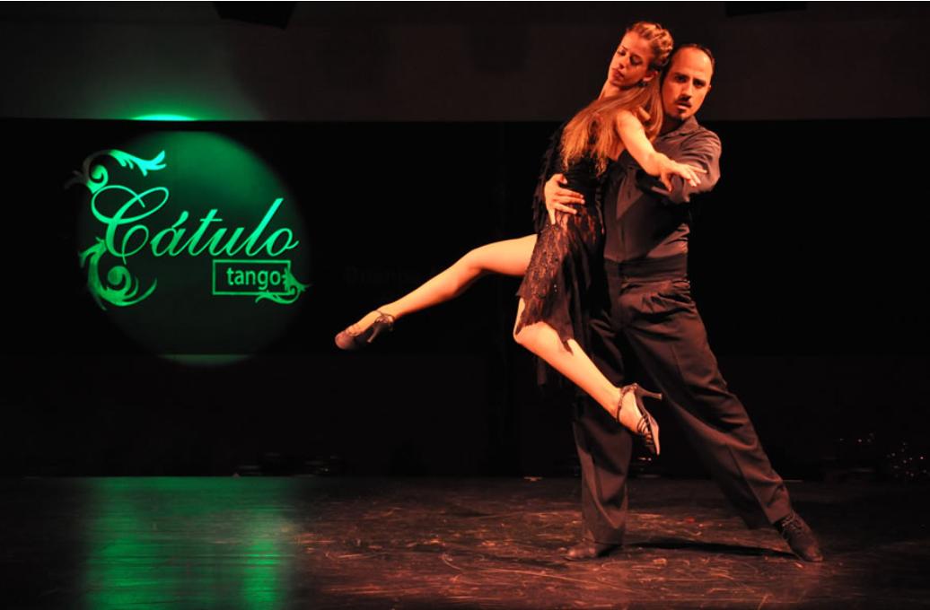 cátulo tango
