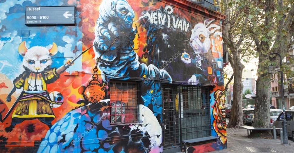 Fotos criativas em Buenos Aires