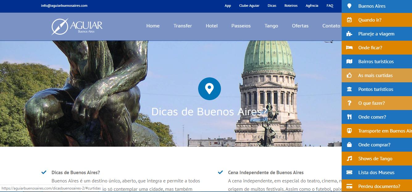 800 matérias Aguiar Buenos Aires