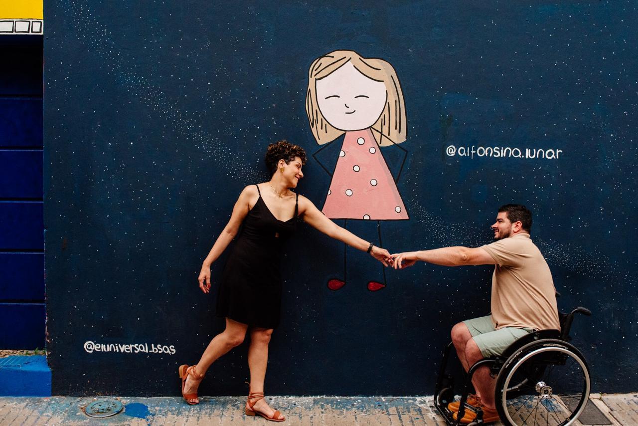 acessibilidade em Buenos Aires