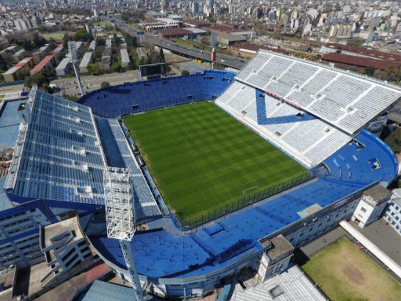 Estádios famosos de Buenos Aires