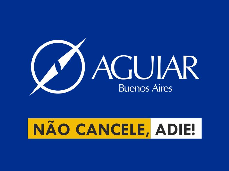 não cancele adie
